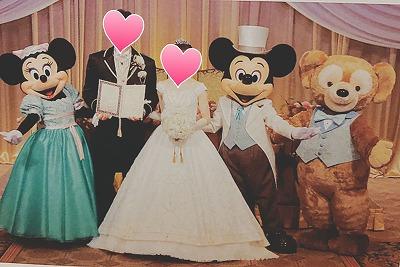 ミラコスタ 結婚式 オプション